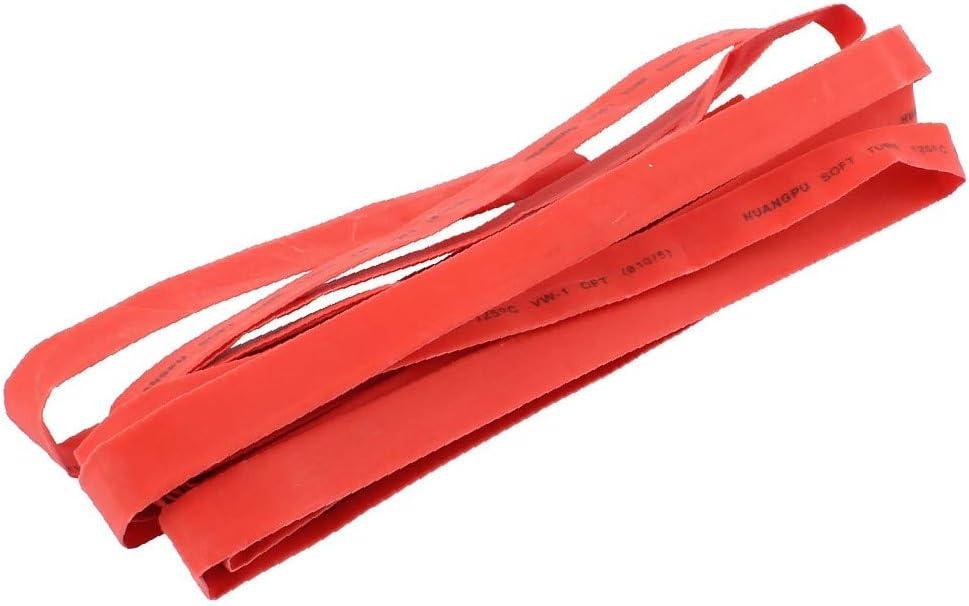 X-DREE 5.5M Length 10mm Dia New product Shrinkable Heat Polyolefin Slee free shipping Tube