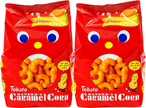 Cheap Tohato Caramel Corn Original 2.82oz/80g (2pack)