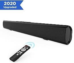 [2020 Upgraded]Sound Bars, Meidong 2.0 Channel Soundbars...