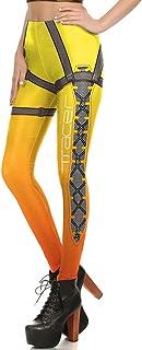Thenice Women's Cosplay Elasticity Leggings Pencil Pants Vest Suit