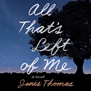 All That's Left of Me cover art