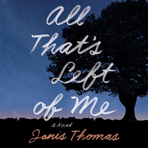 All That's Left of Me audiobook cover art