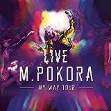 My Way Tour Live - Édition collector (Coffret 2CD + DVD inclus scène pop up 3D + 2...