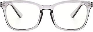Cyxus Blue Light Blocking Computer Glasses Square Frame Gaming Reading UV Filter Eyeglasses