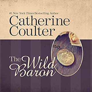 The Wild Baron audiobook cover art