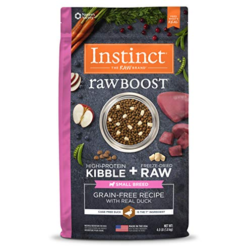Instinct Raw Boost Small Breed Grain Free...