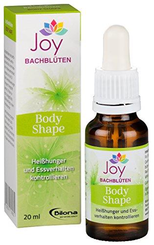 Body Shape (=Abnehmwunsch) Bachblüten-Komplexmittel, 20 ml