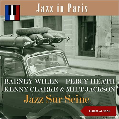 Barney Wilen, Percy Heath, Kenny Clarke and Milt Jackson