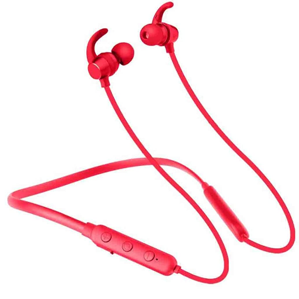 Clear and powerful Bluetooth Headphones, Waterproof Running Bluetooth In Ear Earphones,wireless Headphones 4.2 Stereo Magnetic Earbuds With Built-in CVC 6.0 Noise Cancelling Mic,for Sport Gym Workout,
