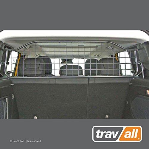 Travall Guard Hundegitter Kompatibel mit Jeep Renegade (Ab 2014) TDG1510 - Maßgeschneidertes Trenngitter in Original Qualität