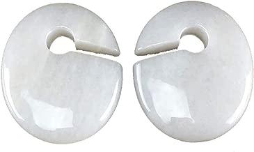 jade ear weights