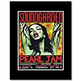Music Ad World Pearl Jam - Soundgarden - Philadelphia 1992