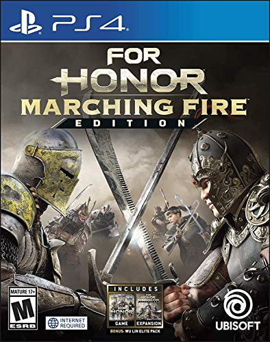 For Honor - Marching Fire Edition for PlayStation 4 [USA]