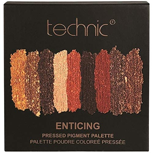Technic Enticing - Oogschaduw - Pressed Pigments - Beige/Bruin