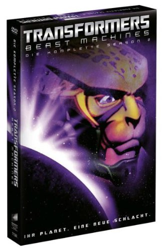 Transformers: Beast Machines - Season 2 (2 DVDs)
