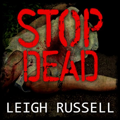 Stop Dead audiobook cover art