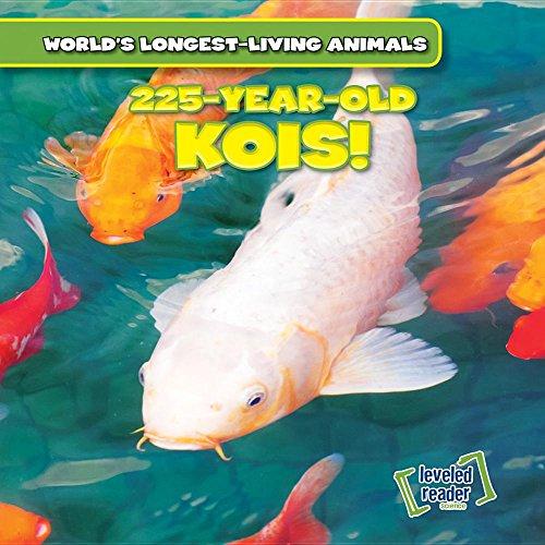 225-Year-Old-Kois! (World's Longest-Living Animals)