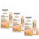 Weleda Everon Lippenpflege, 3er Pack (3 x 4.8 g)