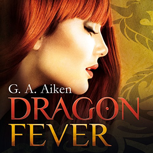 Dragon Fever audiobook cover art