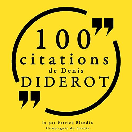 100 citations de Denis Diderot  By  cover art
