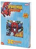 IMC 137011210-piece 3D Jigsaw Puzzle Spider-Man