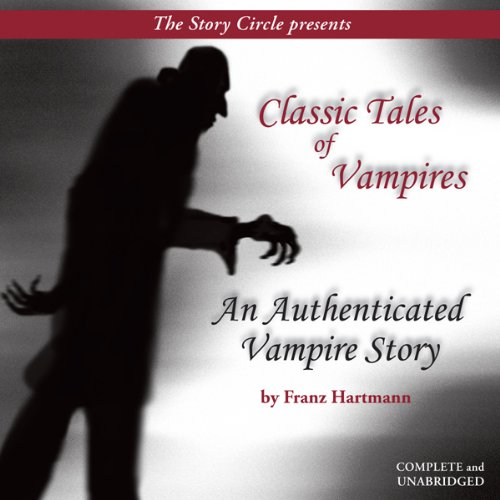 Classic Tales of Vampires cover art