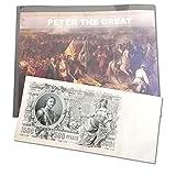 IMPACTO COLECCIONABLES Billetes Antiguos - Billetes del Mundo - Pedro el Grande, el Billetes más Grande del Mundo