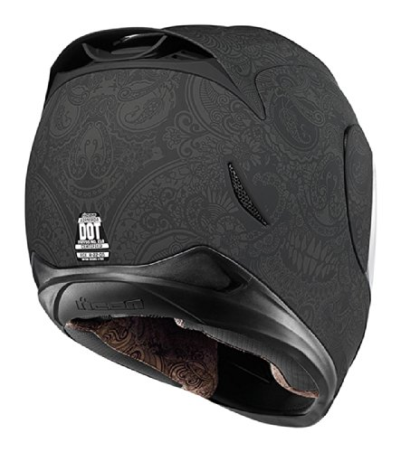 Icon Airmada Chantilly Helm XXL (63/64) Schwarz