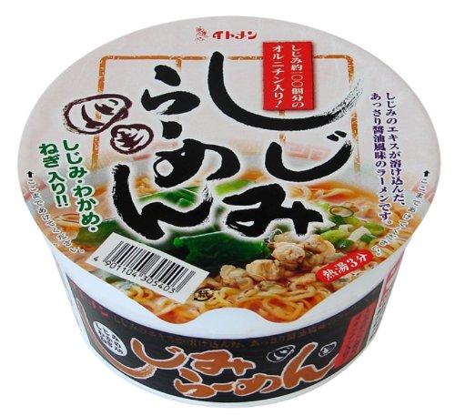 Itomen cup clam ramen 76g 12 pieces Popular brand ~ Max 67% OFF