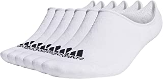adidas Golf Mens 2021 6 Pack Lowcut Soft Mid Foot Support Multipack Socks
