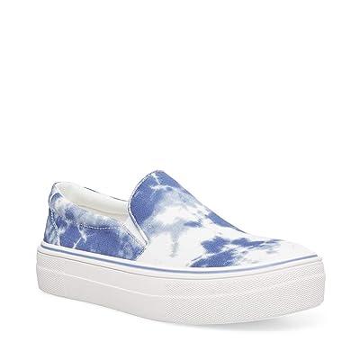 Steve Madden Gills-C Sneaker (Blue Multi) Women
