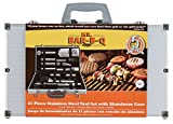 Mr Bar-B-Q 02066X 21 Piece BBQ Grill Set | The Ultimate Barbeque Grill...