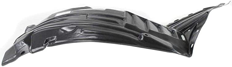 New Front Right Passenger Side Fender Liner For 2003-2005 Nissan 350Z Cover Extension, Front Section NI1251130