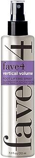 fave4 hair Vertical Volume Root Lift Spray for Major Fullness, 7.2 Fl Oz