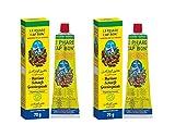 Pamai Pai® Doppelpack: 2 x 70g Harissa Paste Tube Tunesien Le Phare du Cap Bon Harissapaste