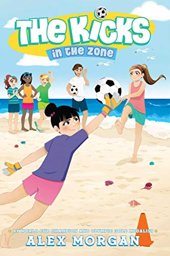In the Zone (The Kicks Book 8) (English Edition)