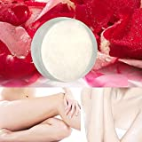 Whitening Seife Natural Aktiv Enzyme Pflanzenextrakt Nippel Intim Enzymkristalle Bad Transparent...