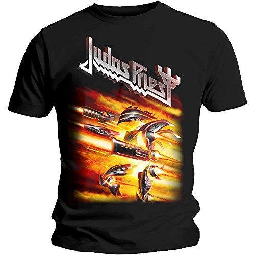 T-Shirt # Xl Black Unisex # Firepower