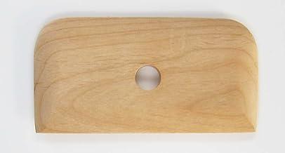 陶芸用品 陶芸道具 こて 木ごて まが玉こて 陶芸 粘土 C26-6