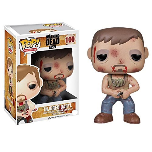 POP! Vinilo - The Walking Dead: Injured Daryl w/ Arrow