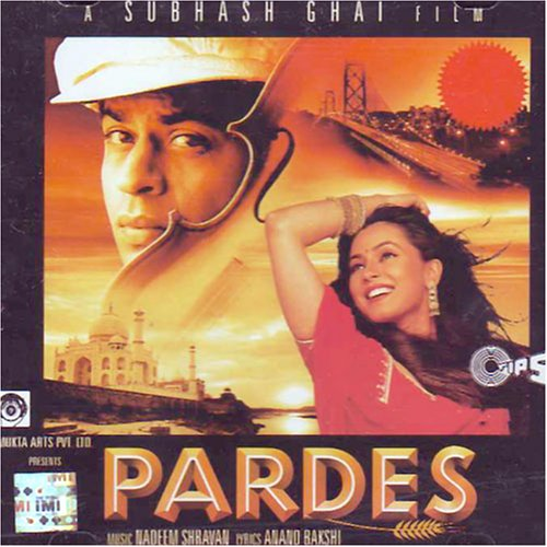Pardes (Hindi Film Songs/Film Soundtrack/Bollywood/Shahrukh Khan/Yeh Dil)