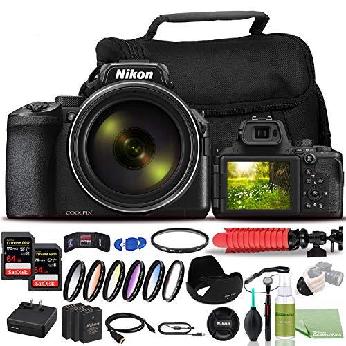 Nikon COOLPIX P950 Digital Camera - Bundle -...