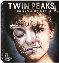 Twin Peaks (The Entire Mystery) - 10-Disc Box Set ( Twin Peaks - Complete Series / Twin Peaks: Fire Walk with Me ) [ Blu-Ray, Reg.A/B/C Import - Sweden ]