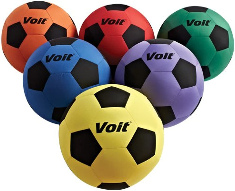 Voit Voit Featherlite Soccer Ball Prism Pack 1369512
