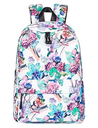 Leaper Backpacks for Kids Emoji Backpack Light Daypack School Bag Handbag