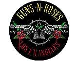 Guns 'n' Roses - Los F'N Angeles Circular Back Patch