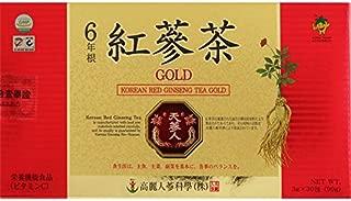 高麗紅参茶ゴールド30包