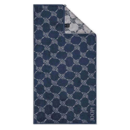 Joop! Handtuch Statement 1672 | 11 Navy - 50 x 100