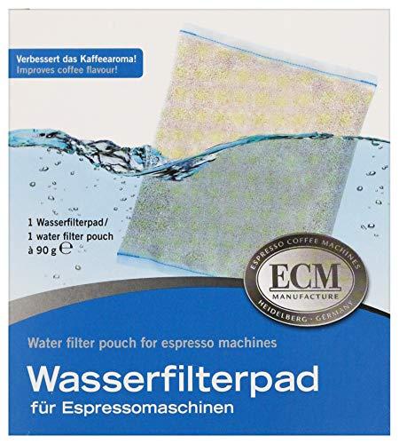 ECM Wasserfilterpad für Espressomaschinen - 3 Kissen je 90 g