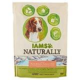IAMS Naturally Perro adulto Rico en Salmón del Atlántico Norte y Arroz [800 g]